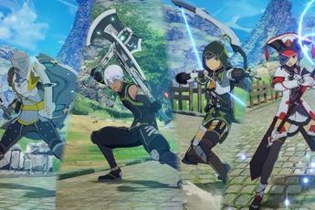 Xuất hiện tựa game nhập vai Nhật Bản cực hay, đồ họa như anime đẹp ngất ngây