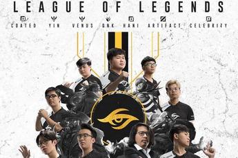 Chính thức: Lowkey Esports đổi tên thành Team Secret