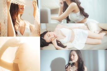 """Streamer ChiChi khoe trọn thân hình nóng bỏng mắt trong bộ ảnh """"Sexy cùng nắng"""" làm fan chao đảo"""