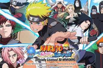 Tựa game thế giới mở Naruto: Slugfest ấn định ngày ra mắt, làng Lá được tái hiện chân thực