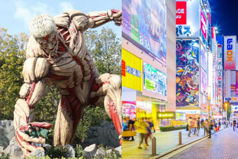 """Khám phá những """"thánh địa"""" nổi tiếng dành cho otaku tại Nhật"""