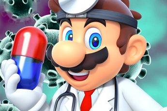 Nintendo chính thức tham gia vào công cuộc chống COVID-19 trên toàn cầu