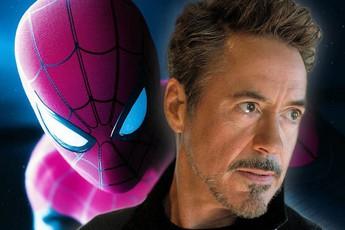 Robert Downey Jr.: Nếu không đóng Iron Man, có lẽ chú đã đóng Spider-Man rồi