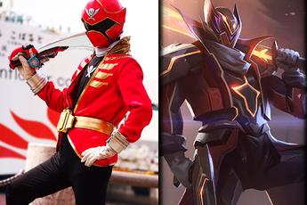 Cảm nhận của cộng đồng LMHT về loạt skin vô địch thế giới của FPX: Trông có khác gì '5 anh em siêu nhân' không?