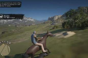 Có thể chơi được Red Dead Redemption 2 trên PC Ram 2GB, tuy nhiên hình ảnh sẽ trông như thế này đây