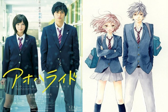 Top 10 bộ phim được chuyển thể từ manga hay nhất mọi thời đại, không xem phí cả một đời! (P2)