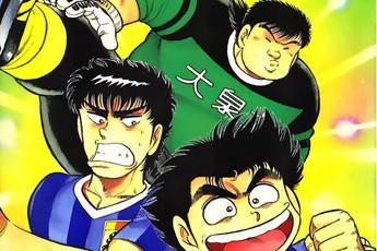 """Top 4 bộ manga và Anime mà dân """"cuồng bóng đá"""" không thể bỏ qua, Jindo luôn giữ vững ngôi vương"""