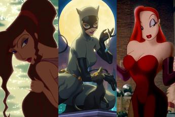 9 nhân vật nữ nóng bỏng nhất thế giới phim hoạt hình khiến bạn đã từng chết mê chết mệt