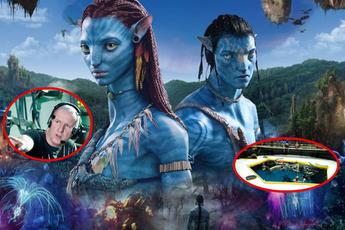 """""""Avatar 2"""" tiết lộ tổng kinh phí cán mốc tỉ đô, tự hào khoe luôn trường quay dưới nước cực hoành tráng"""