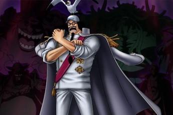 One Piece: Quá mạnh và 6 lý do khiến Tứ Hoàng không bị Chính phủ thế giới săn lùng?