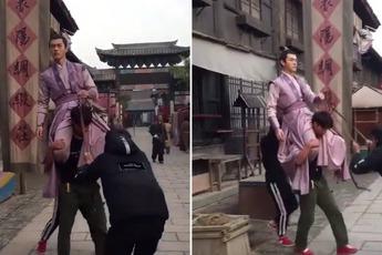 Ngã ngửa với hậu trường cưỡi ngựa của phim Hoa ngữ: Xem xong mới biết mình bị lừa đau đớn thế nào!