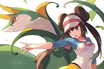 Ngắm các mỹ nhân Pokemon đầy quyến rũ qua loạt tranh của họa sĩ Nhật Bản