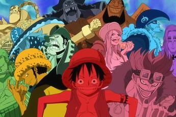 One Piece: Mặc dù rất mạnh nhưng Luffy vẫn chỉ xếp thứ 2 trong nhóm hải tặc Thế hệ tồi tệ nhất