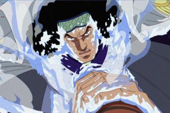 One Piece: 10 sự thật về Aokiji, người mắc nợ Garp và đã từng tha chết cho Luffy