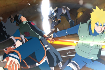 Tuổi trẻ tài cao, bố của Naruto và 5 ninja đã trở thành Jonin từ rất sớm