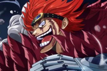 """One Piece: Đô đốc hải quân và 5 nhân vật """"máu mặt"""" mà Kid """"đồng nát"""" cần phải vượt qua trong tương lai"""