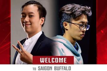 Saigon Buffalo chiêu mộ bộ đôi cũ của GAM - Yuna và Iris, khi nào thì công bố SGB Tinikun?