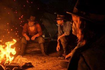 Không muốn dùng phần mềm họp trực tuyến, cả công ty vào Red Dead Redemption 2 để bàn chuyện kinh doanh