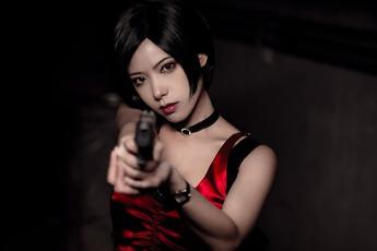 """""""Mê mệt"""" với bộ ảnh cosplay Ada Wong - Resident Evil 2 đẹp nhất mọi thời đại"""
