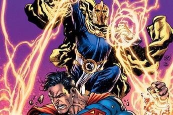 Superman sẽ tìm đến Doctor Fate để làm bài test về sức chịu đựng ma thuật