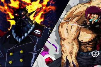 """One Piece: Bộ 3 chỉ huy giữa 2 băng hải tặc Big Mom và Kaido """"đụng độ"""" tại Wano, chiến thắng sẽ thuộc về ai?"""