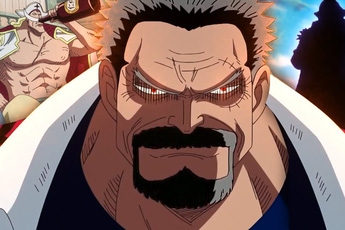 One Piece: 5 nhân vật có thể chiến đấu được với Sengoku