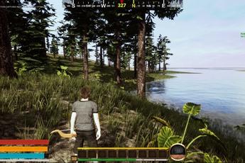 Xuất hiện game sinh tồn trên đảo hoang do năm sinh viên Đại học Hutech tự mình phát triển