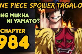 Spoiler One Piece chapter 984: Yamato để lộ gương mặt xinh đẹp như hoa, biết dùng thủ thuật ninja và quen cả Ace