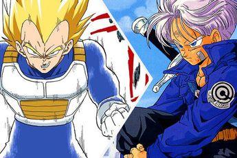 Dragon Ball: Con cháu của Vegeta và những nhân vật được tính là thành viên hoàng gia của tộc Saiyan