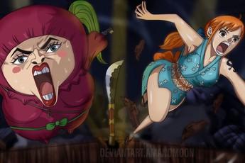 """One Piece: Mải mê đi """"tìm gái"""" để Nami bị Big Mom bắt, các fan bức xúc vì Sanji bị dìm quá đáng?"""