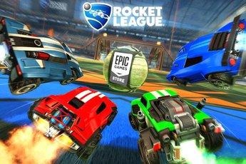 Sau 5 năm ra mắt, tựa game Rocket League chính thức chuyển sang miễn phí hoàn toàn trên Epic Games Store