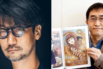 'Vua truyện kinh dị' Junji Ito và thiên tài Hideo Kojima lại sắp ra game kinh dị mới?