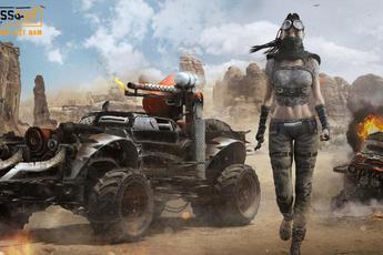 Muốn trải nghiệm những trận chiến sinh tồn để giành giật sự sống giống bom tấn 'Max Điên', thì đây là tựa game dành cho bạn