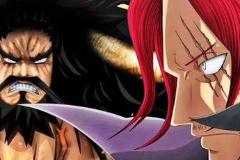 Giả thuyết One Piece: Đây có thể là mục đích việc Kaido muốn đến Marineford và nguyên nhân Shanks chặn hắn lại?