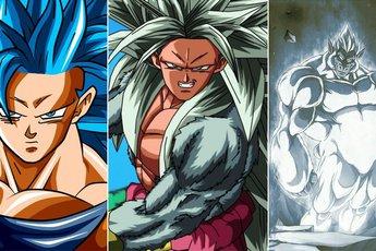 """Dragon Ball: Super Saiyan 100 và những trạng thái biến đổi """"siêu mạnh"""" được các fan hi vọng sẽ xuất hiện trong cốt truyện"""