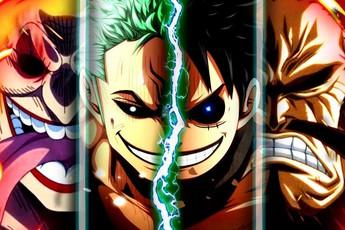 Giả thuyết One Piece: Luffy gặp nguy hiểm, Big Mom cùng con trai Perospero khống chế Yamato trở mặt với Kaido?