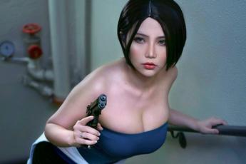 Lập kỷ lục khó tin, cosplayer nổi tiếng gốc Việt có bộ ngực siêu khủng được báo Trung Quốc hết lời ca ngợi