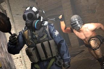 """Không chỉ """"ăn cắp"""" skin, PUBG Mobile còn lấy một thứ huyền thoại của Counter-Strike mà ai nhìn cũng thấy quen?"""
