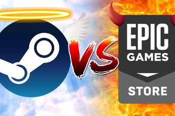 Epic Games Store vừa thiết lập kỷ lục vô tiền khoán hậu, Steam lép về hoàn toàn
