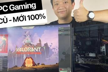 Cùng Vũ Hay Ho dựng PC mới tinh để chơi game ngon nghẻ nhưng giá chỉ 5 triệu