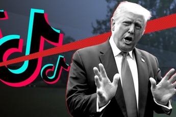 Tổng thống Trump tuyên bố Mỹ sẽ chính thức cấm TikTok từ ngày hôm nay