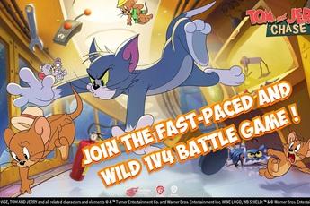 """Hướng dẫn tải Tom and Jerry: Chase, tựa game sinh tồn siêu dị đang khiến game thủ Việt """"phát cuồng"""""""