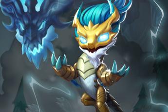Không thể đưa Ao Shin vào LMHT, Riot hô biến vị thần rồng thành Linh Thú Đấu Trường Chân Lý