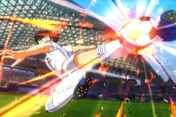 """Chiêm ngưỡng màn """"sút chưởng"""" siêu đỉnh trong game huyền thoại Captain Tsubasa: Rise of New Champions"""