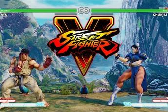 Game đối kháng huyền thoại Street Fighter V mở cửa miễn phí trên Steam