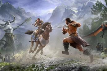 Game sinh tồn Conan Exiles đang miễn phí ngay trên Steam