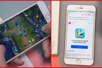 Bất chấp khuyến nghị từ Riot, game thủ vẫn test mượt Liên Minh: Tốc Chiến chỉ với iPhone 6s