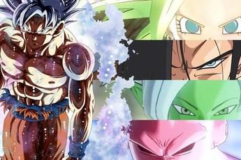 """Dragon Ball Super: Sau khi đạt được """"bản năng vô cực hoàn hảo"""" đối thủ tiếp theo của Goku sẽ là ai?"""