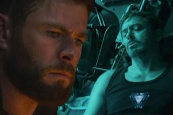 Avengers: Endgame: Tại sao Iron Man lại ngăn Thor thực hiện cú búng tay?