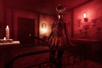 """""""Lợm giọng"""" với Lust from Beyond: Scarlet, tựa game kinh dị rợn người trên Steam"""